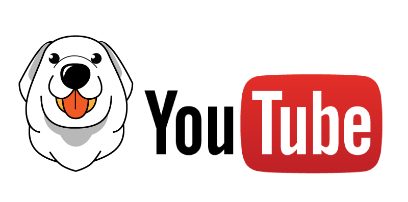 YouTube チャンネルページ